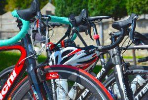 Estudio biomecánico 2 bicicletas