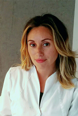 Clara Sánchez Nutricionista