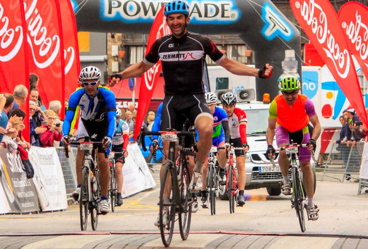 Plan entrenamiento ciclismo Competición