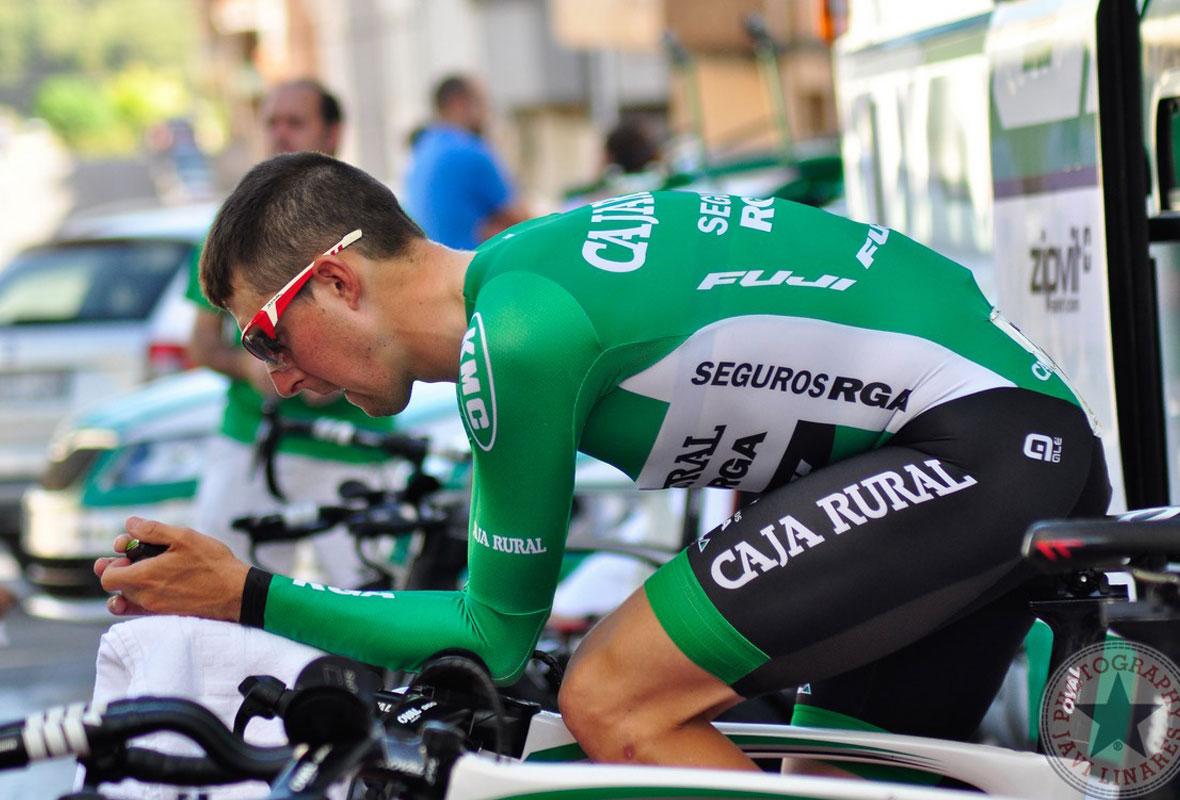 Plan de entrenamiento ciclismo Profesional